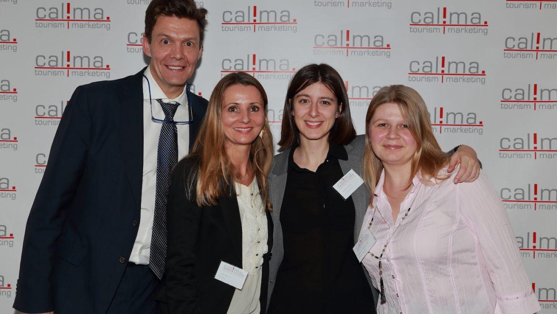 Calima Get Together FITUR 2017