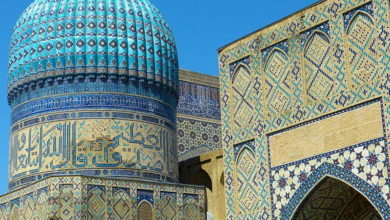 FAM Calima 2013 Uzbekistán