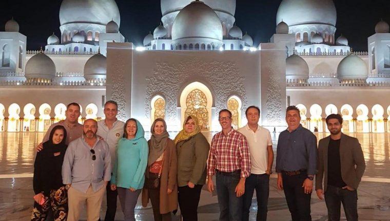 FAM Calima 2019 Omán/Abu Dhabi