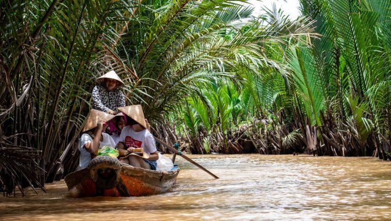 Presentación de TERRAVERDE, en Camboya, Laos, Vietnam y Myanmar